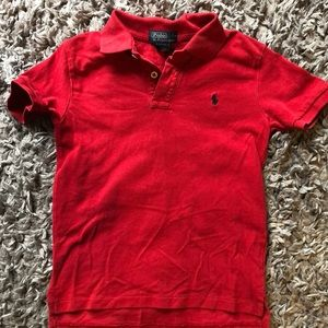 ❤️ Red Polo ❤️